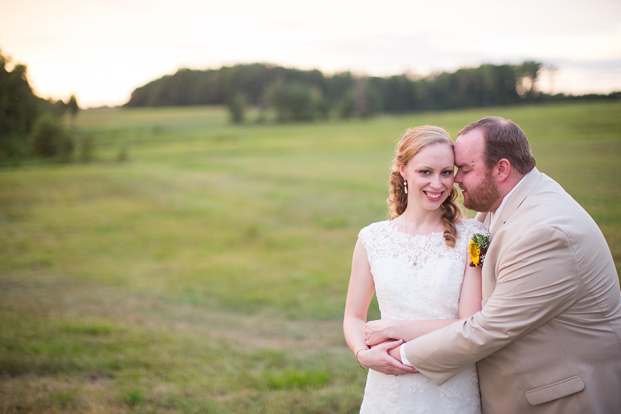 Burlington NC Wedding Photographer