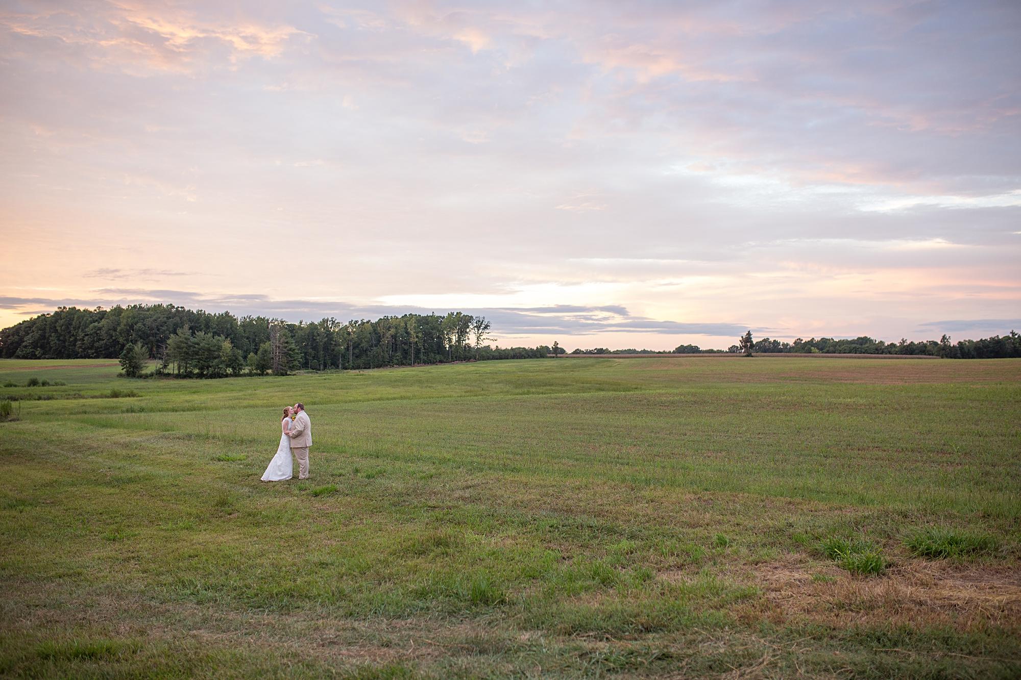 Burlington NC Wedding