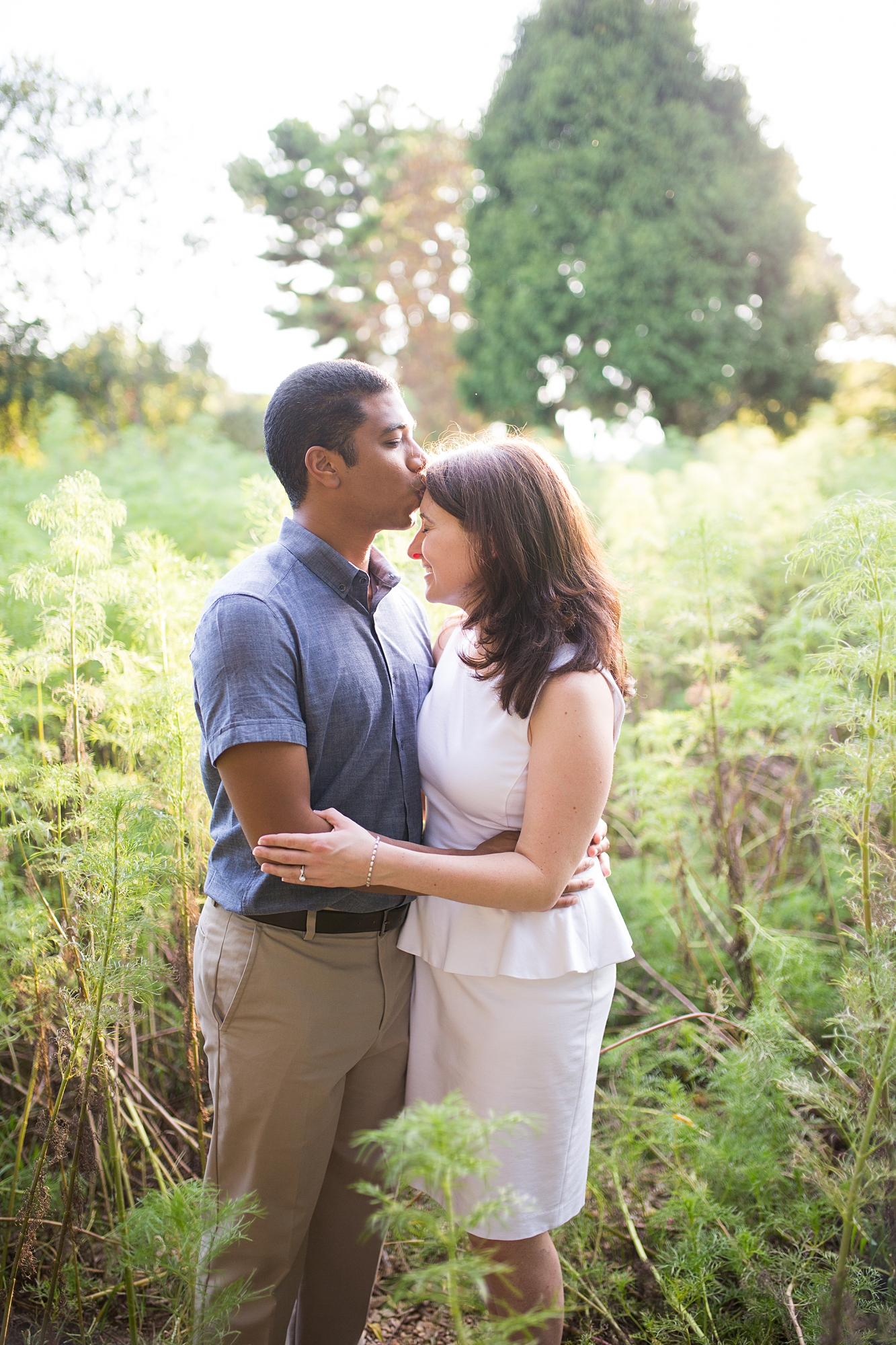 JC Raulston Arboretum Engagement Session