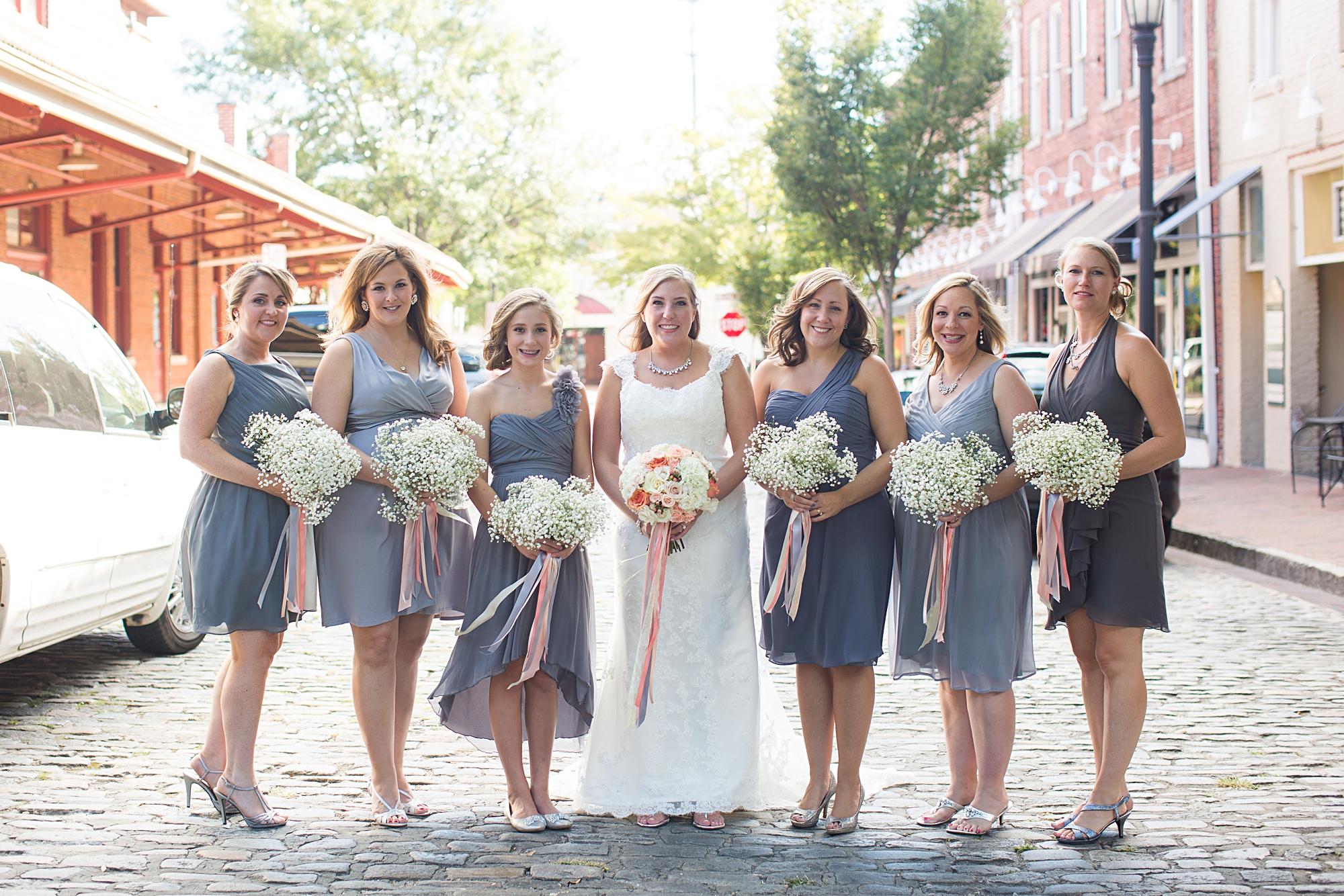 Wedding Downtown Raleigh
