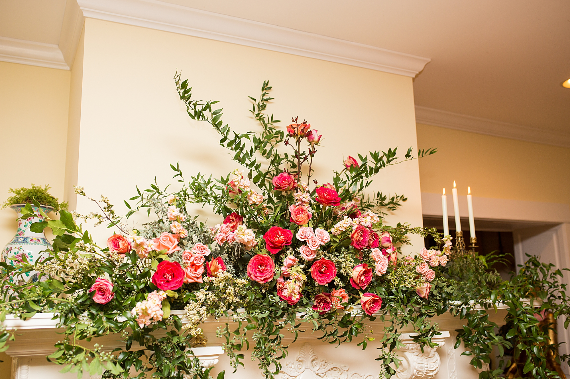 Amazing Wedding Floral Display