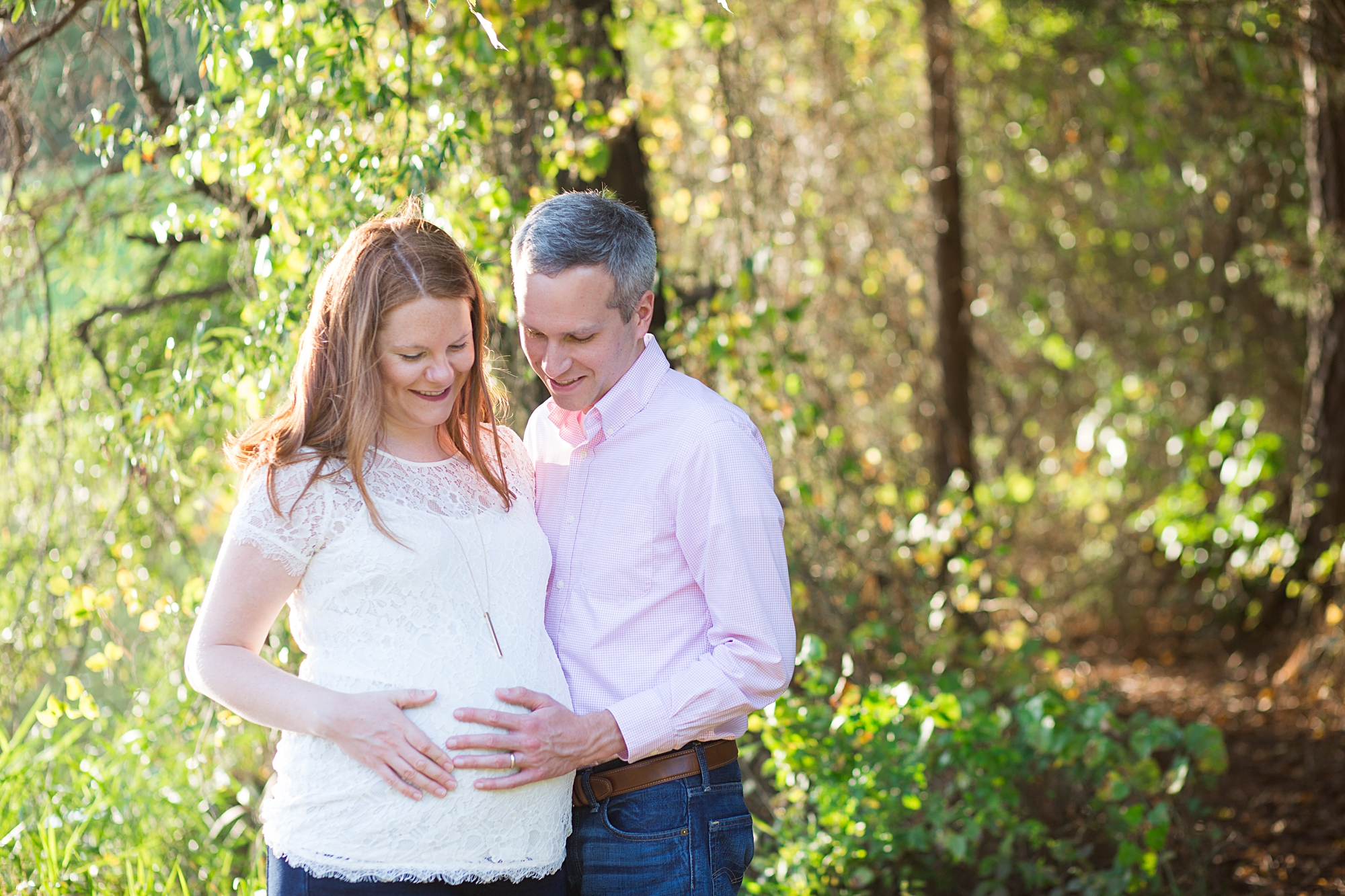 Maternity Session in Raleigh NC