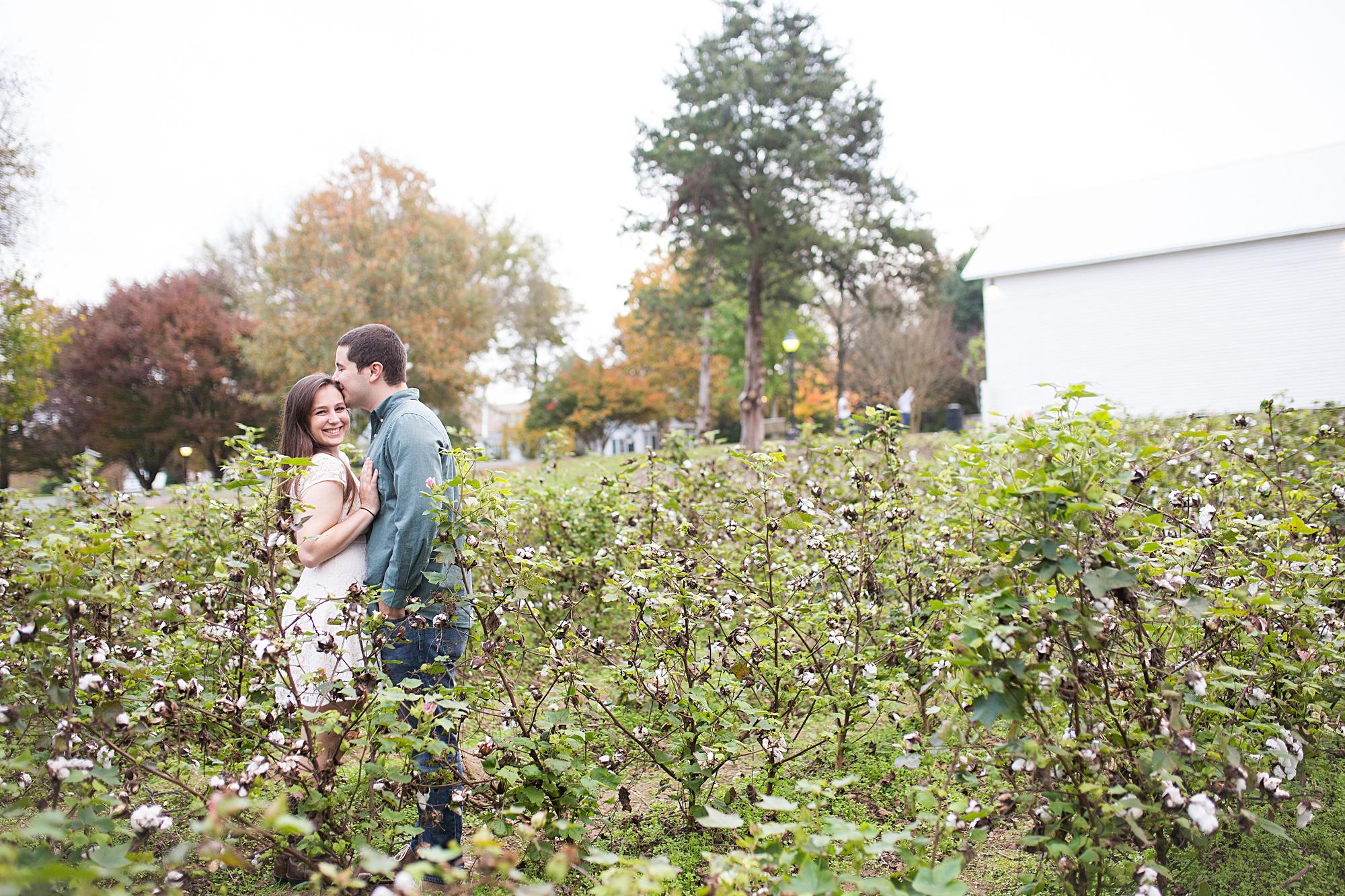 Historic Oak View Engagement Session