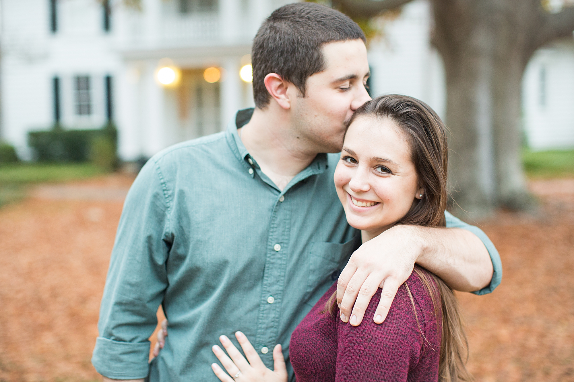 Raleigh NC Engagement Session