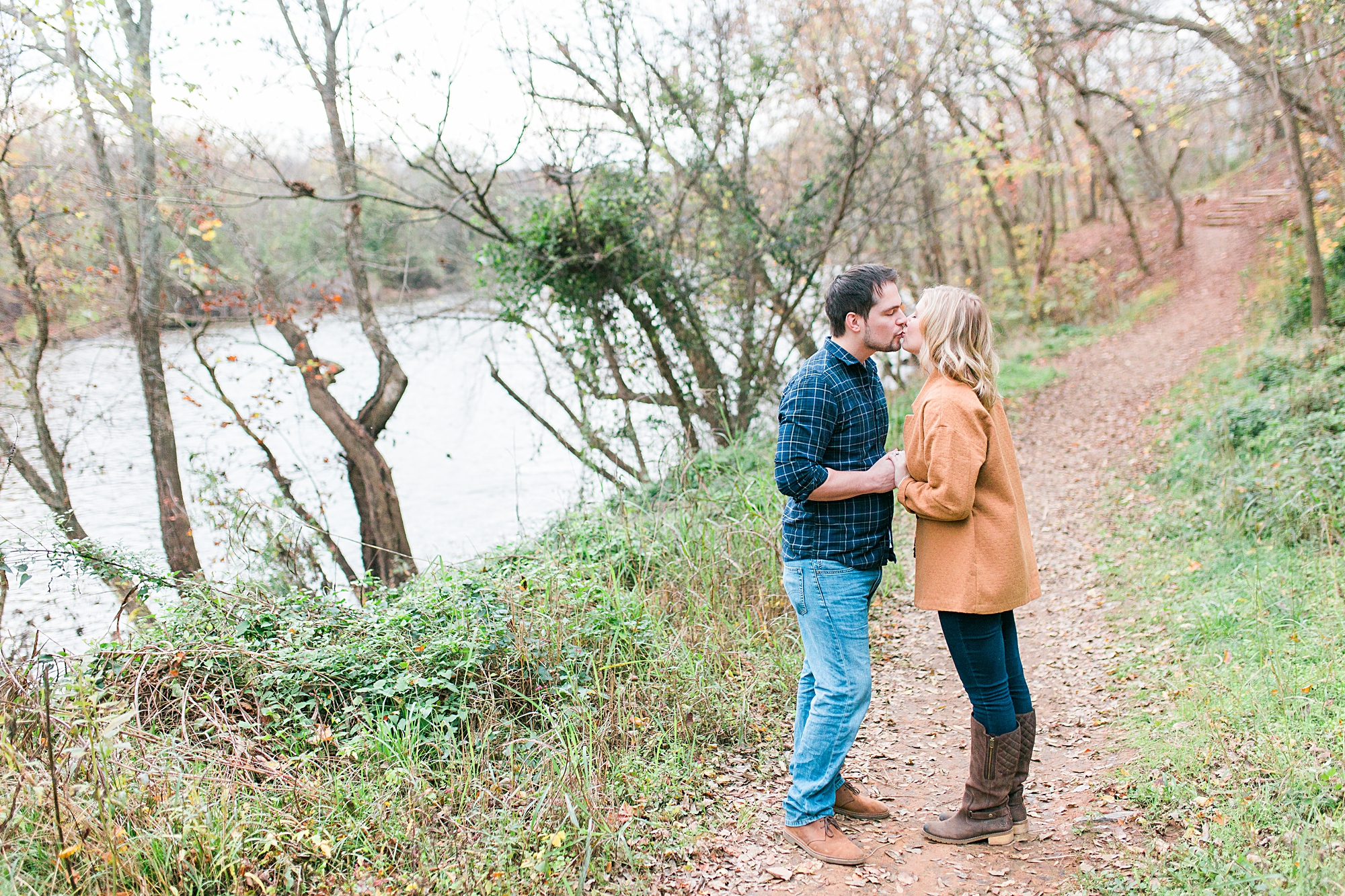 Saxapahaw NC Engagement Session