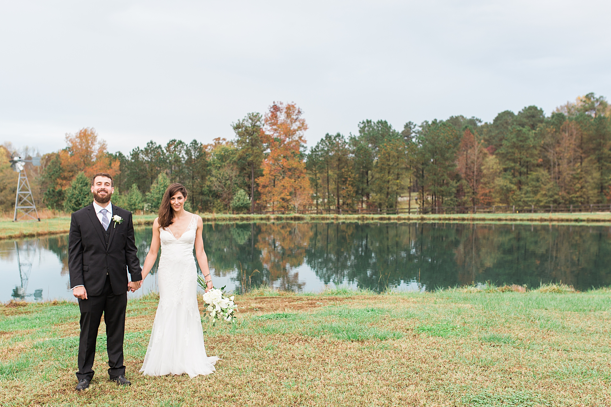 Mckenzie Amp Lou S Wedding A New Hill Nc Wedding