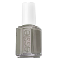 "Essie ""Chinchilly""   ($8.50) This is a staple for me. I've worn it over and over gain in the fall/winter for the past several years."