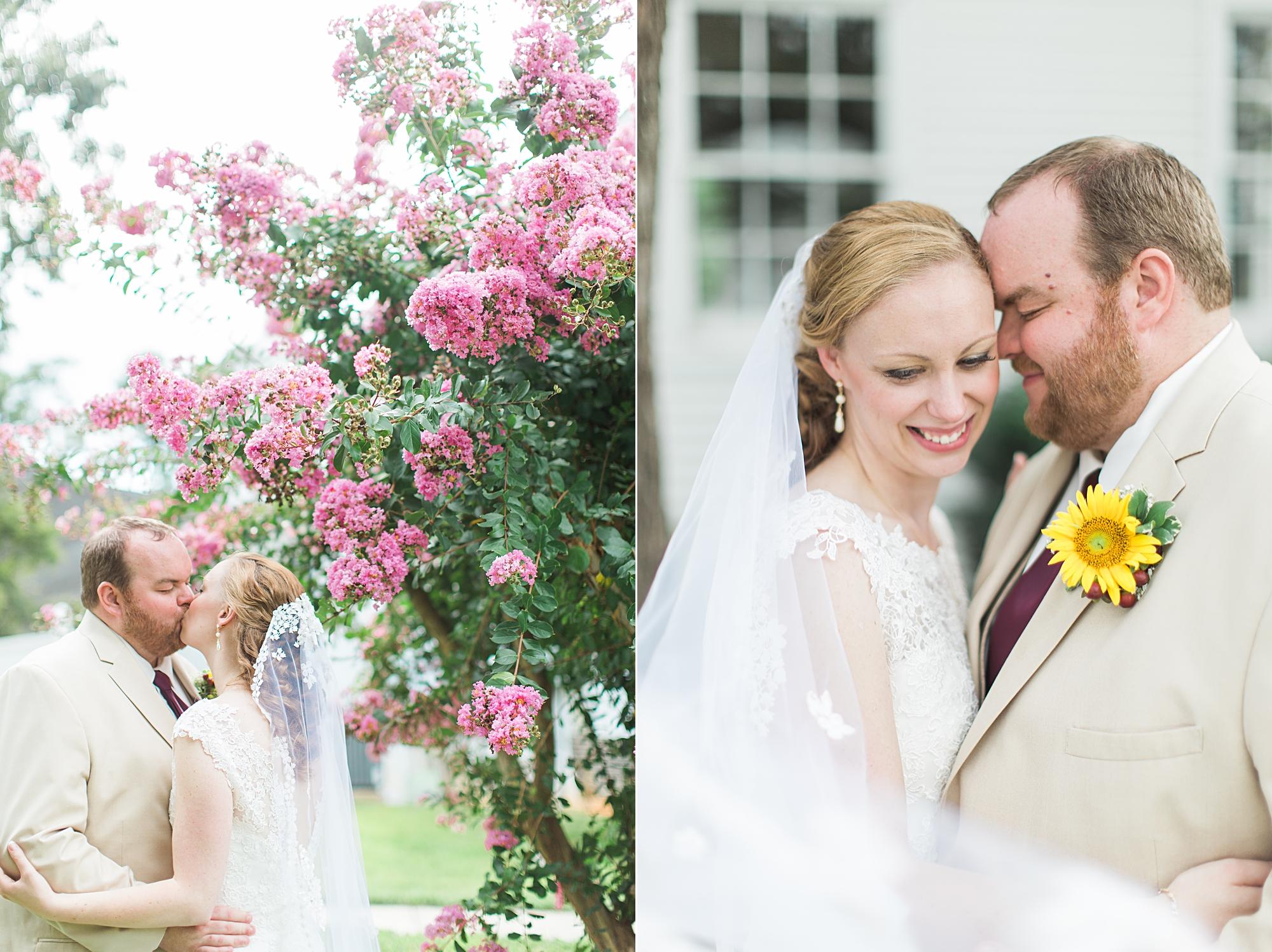 Orange United Methodist Chapel Hill NC Wedding