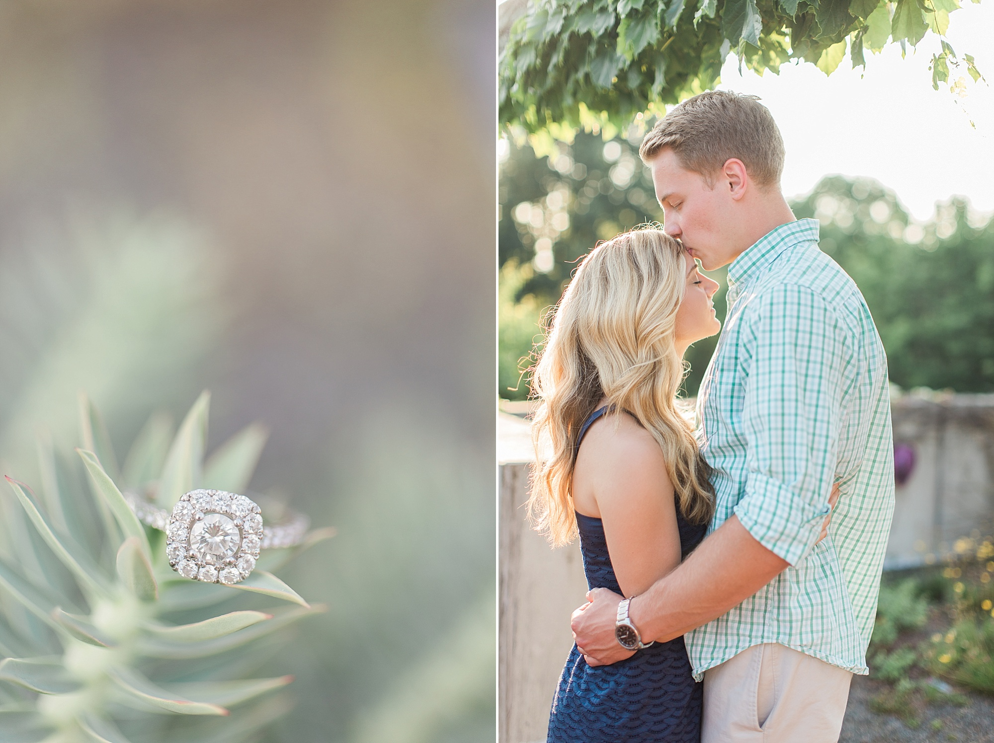 NC State Engagement Pictures
