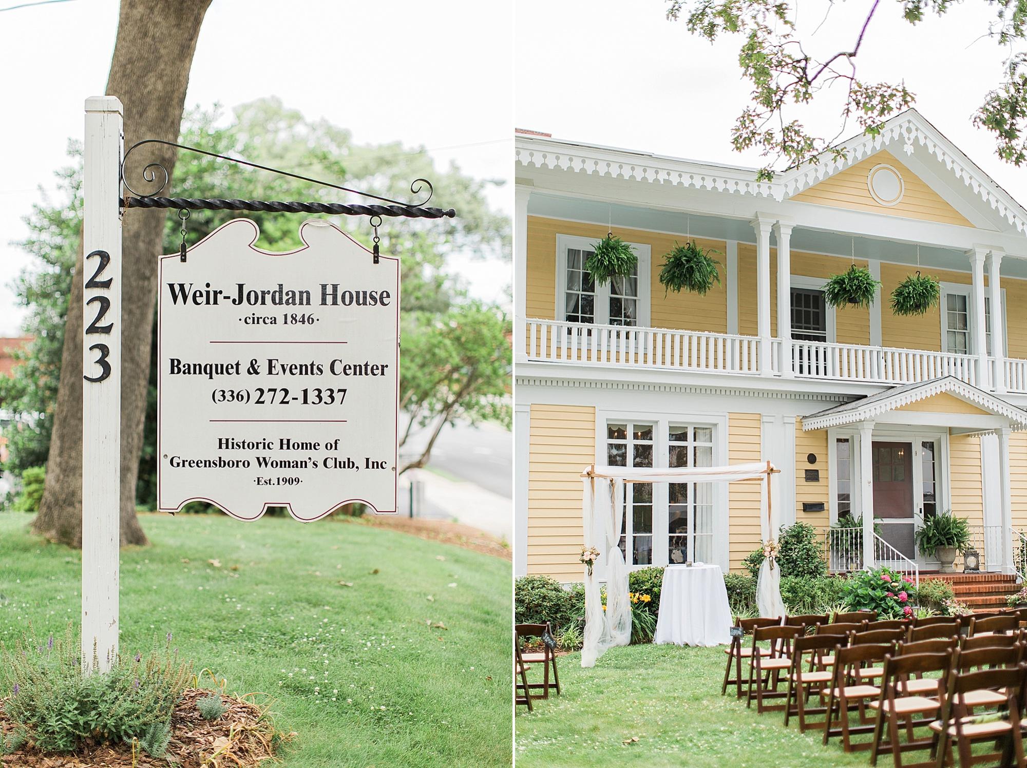 Weir-Jordan House