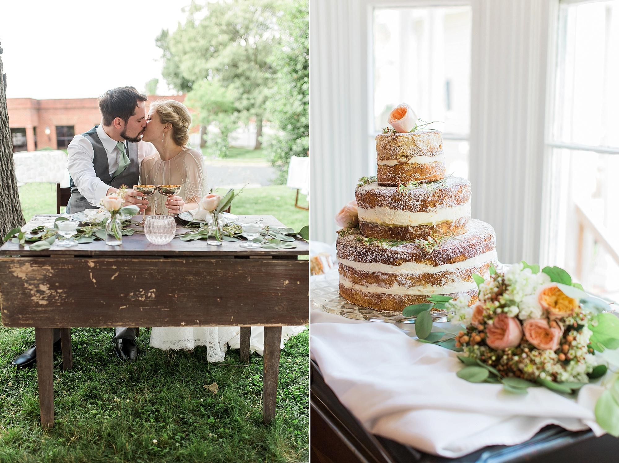 Weir-Jordan House Wedding