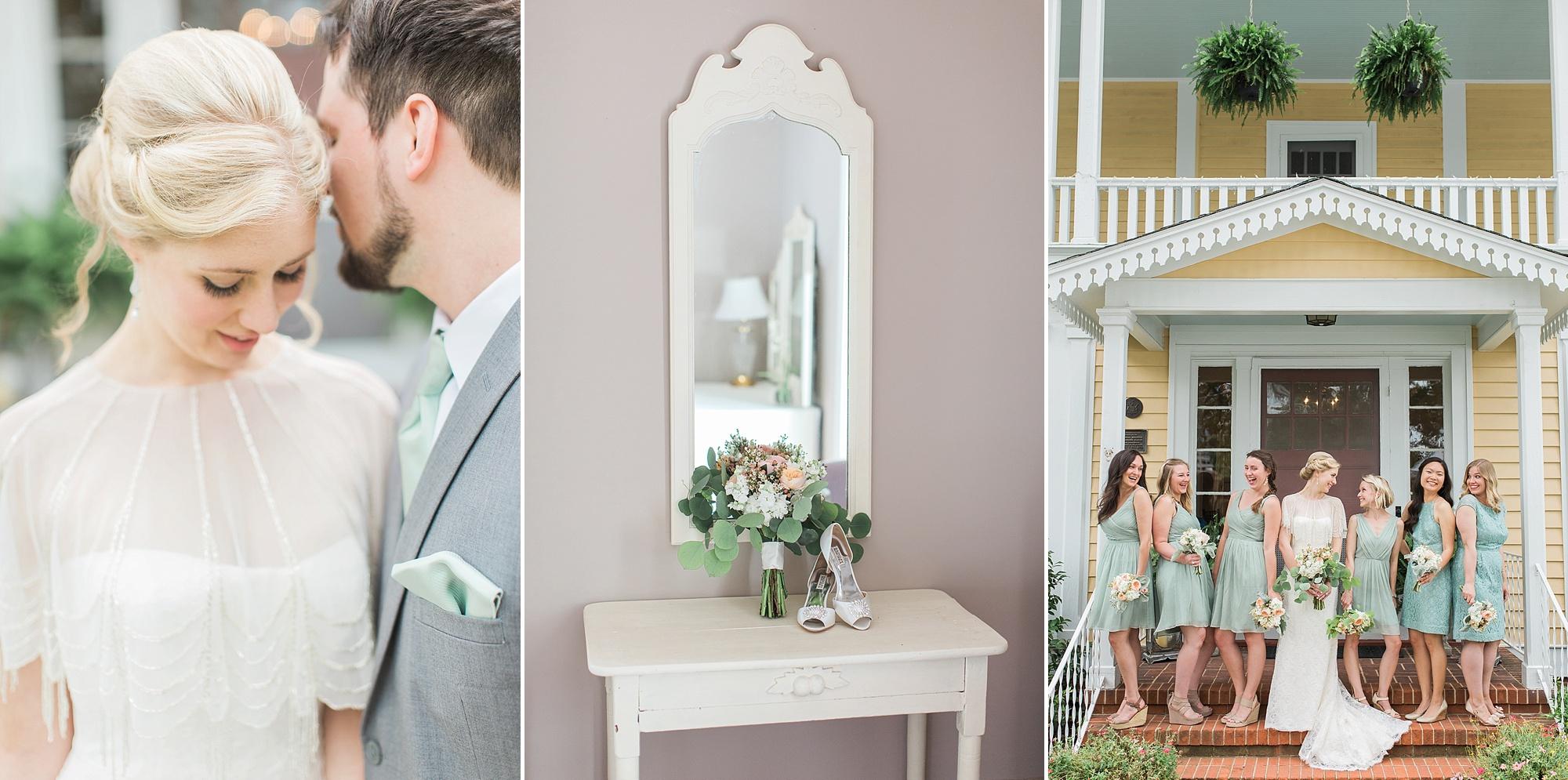 Greensboro NC Wedding Photographer