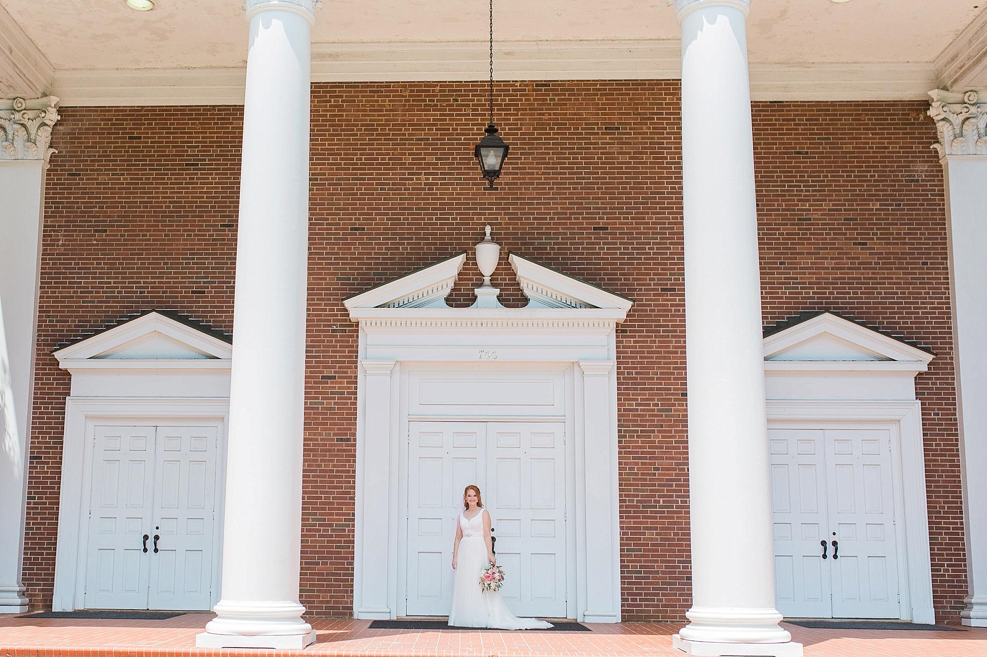 Wedding at Boulevard Baptist