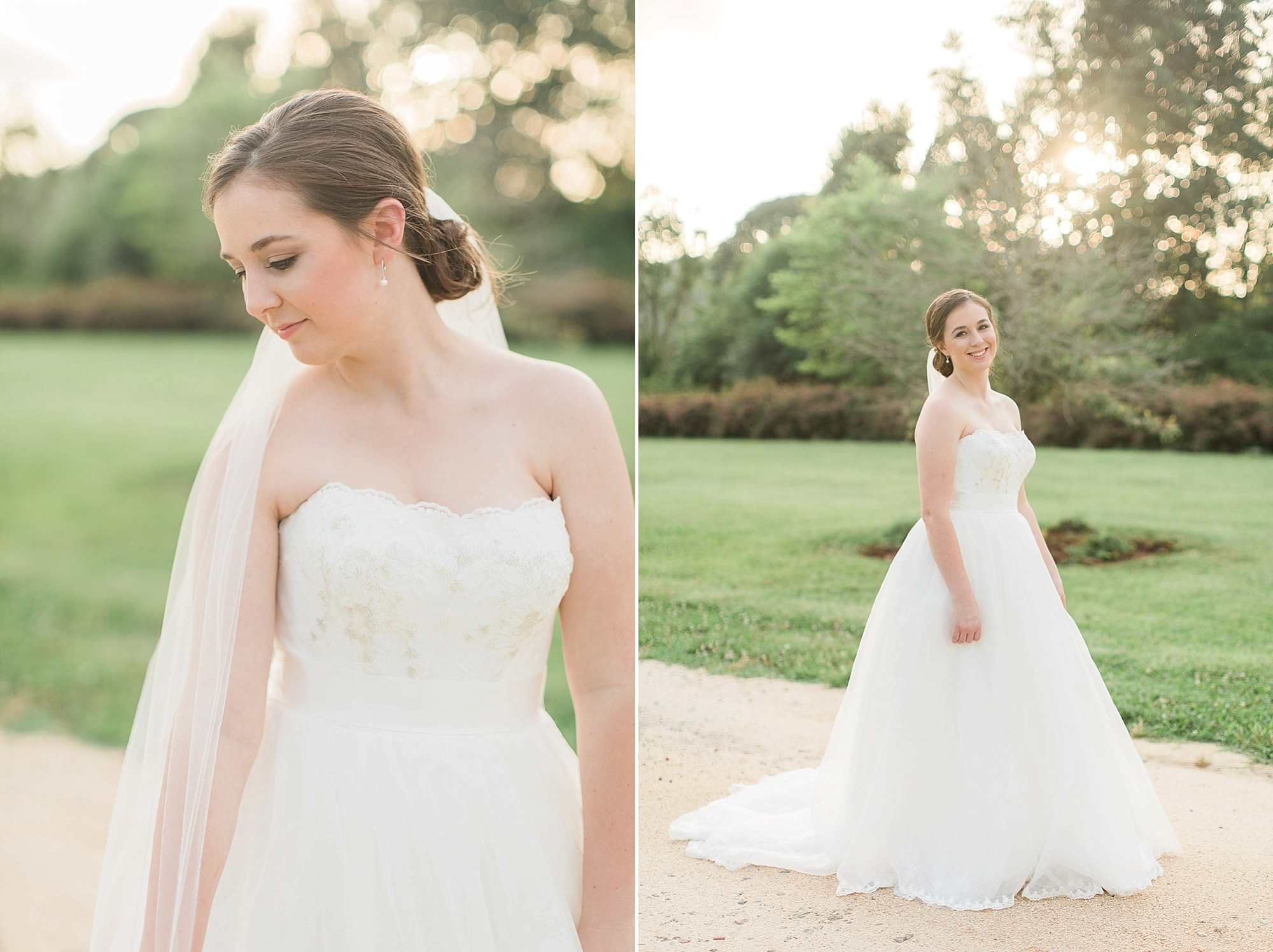 Country Bridal Portraits
