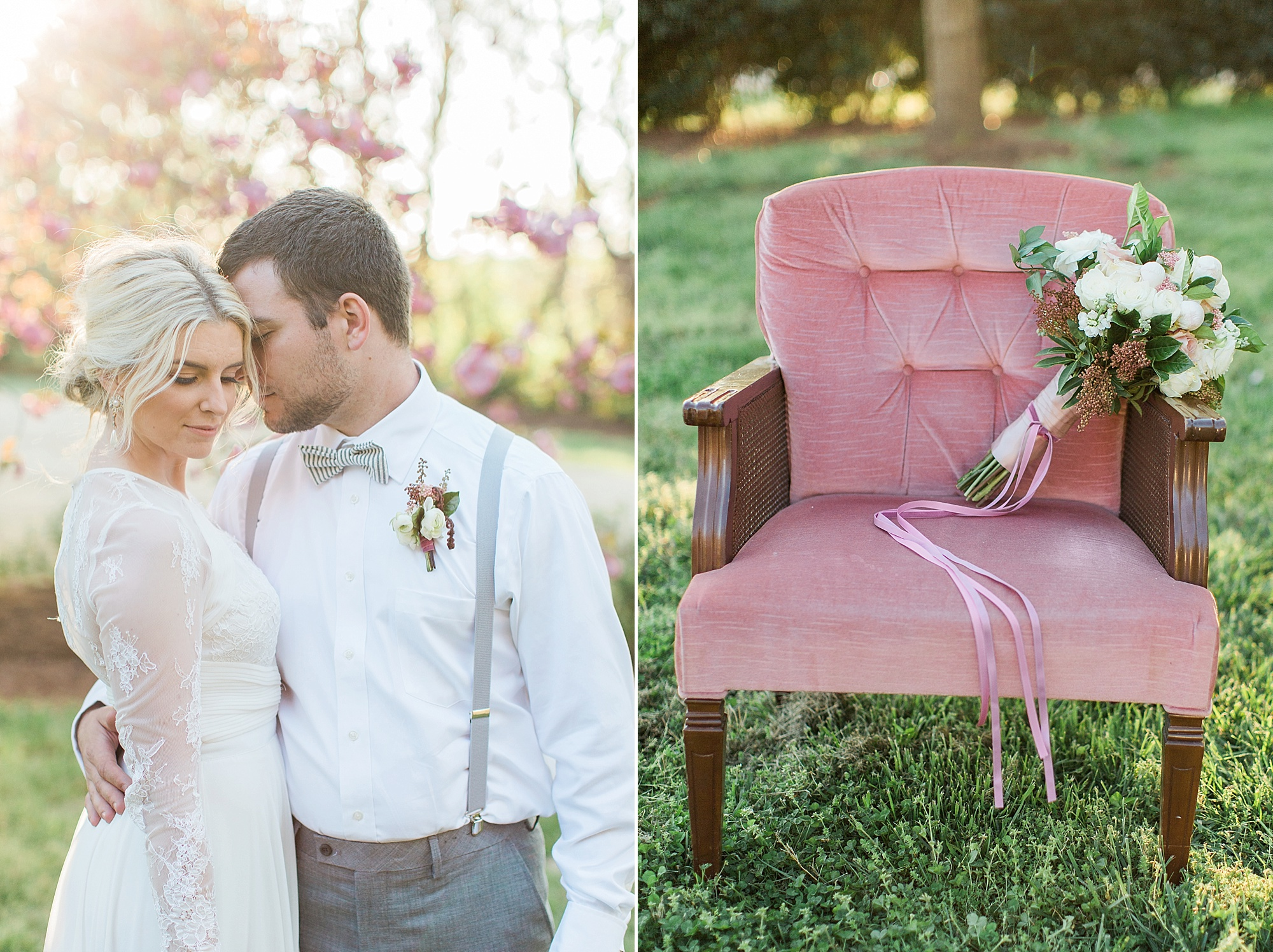 Wedding photographer in Triad