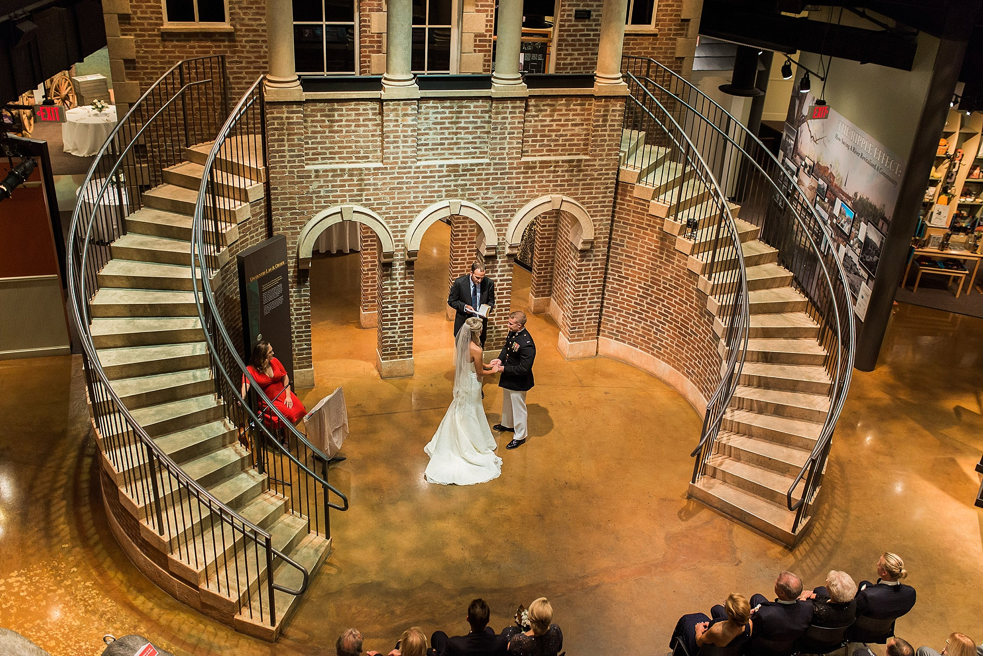 Wedding at Upcountry History Museum