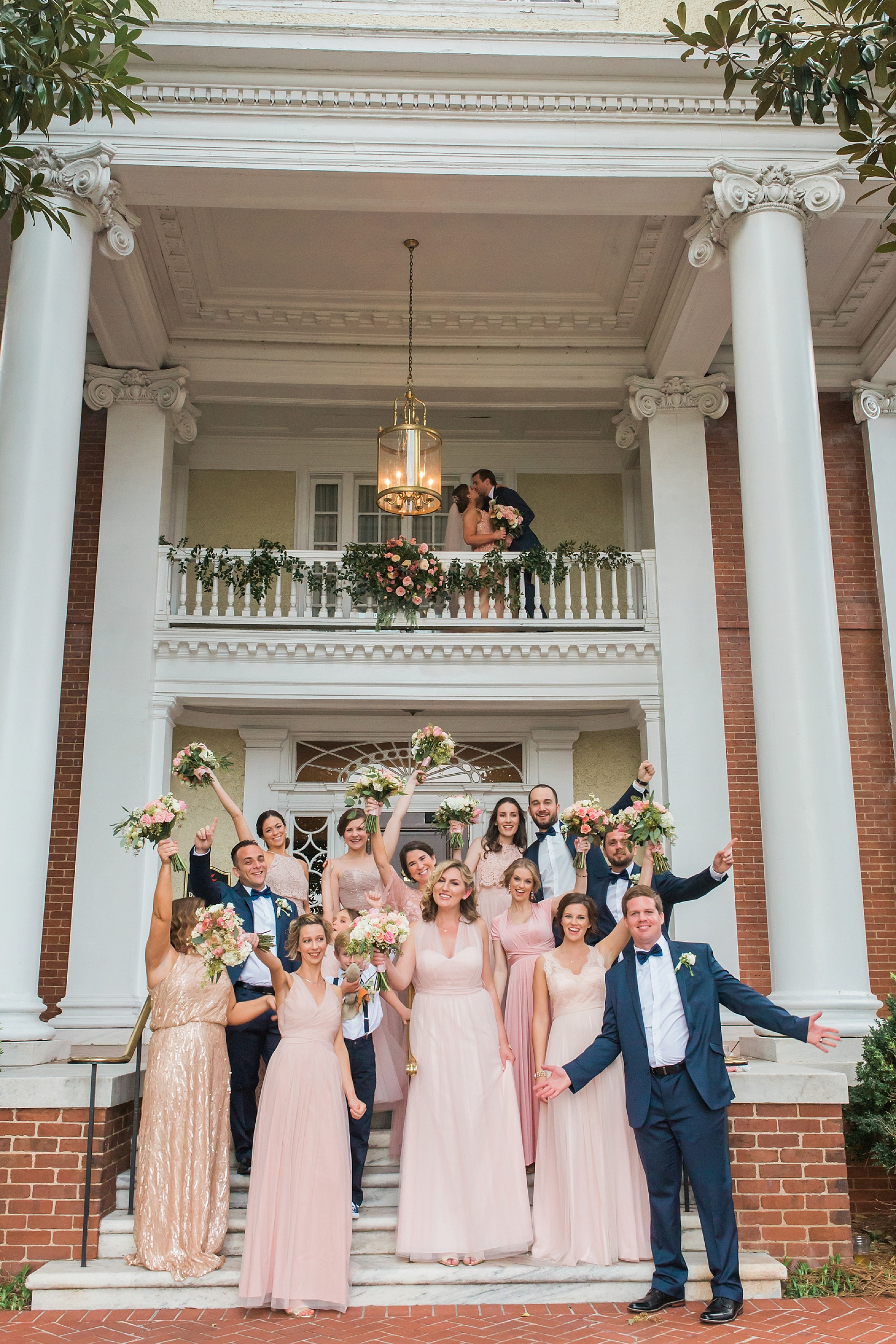 Greenville SC Wedding Photographer