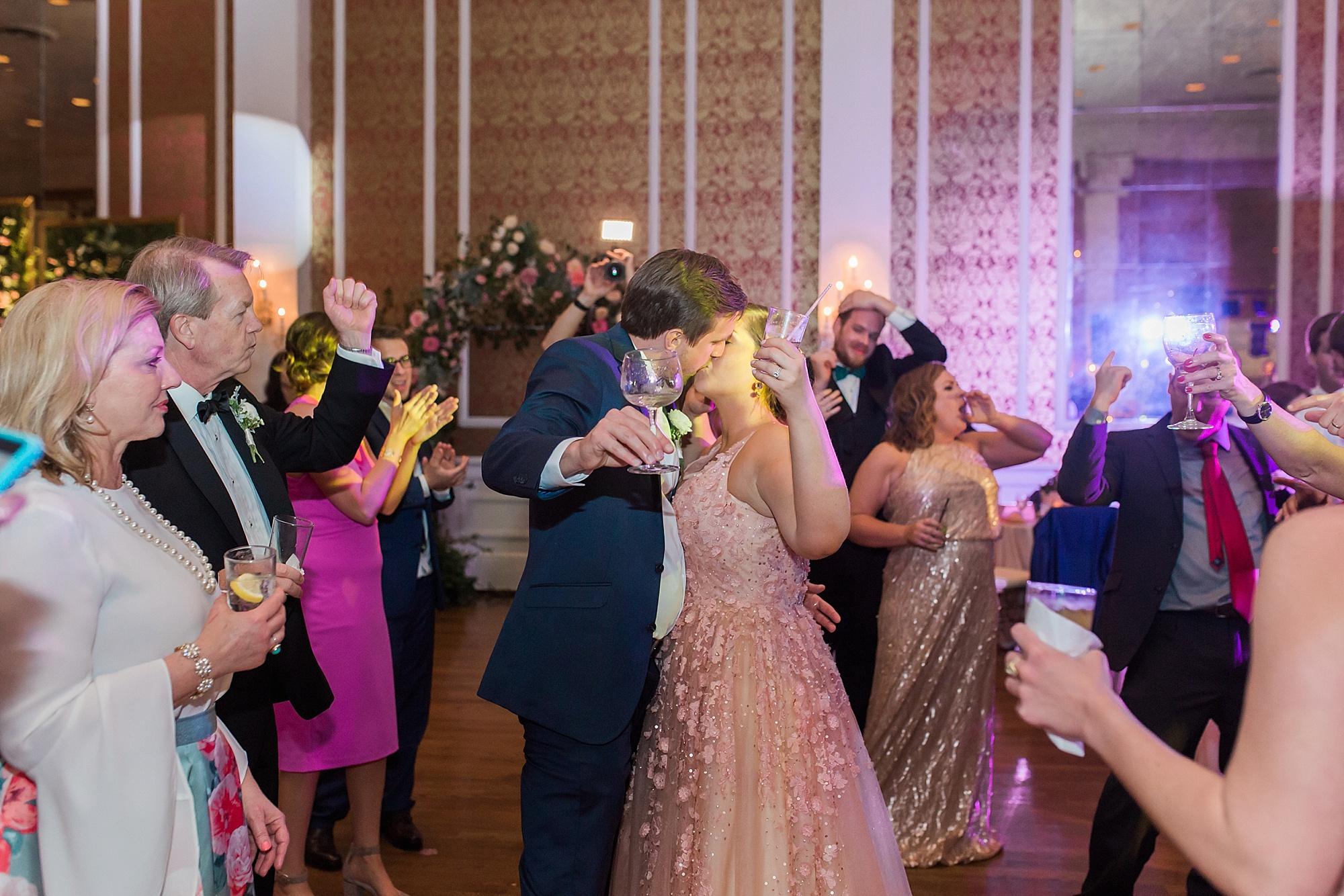 The Poinsett Club Sarah Amp Alexandre S Wedding A