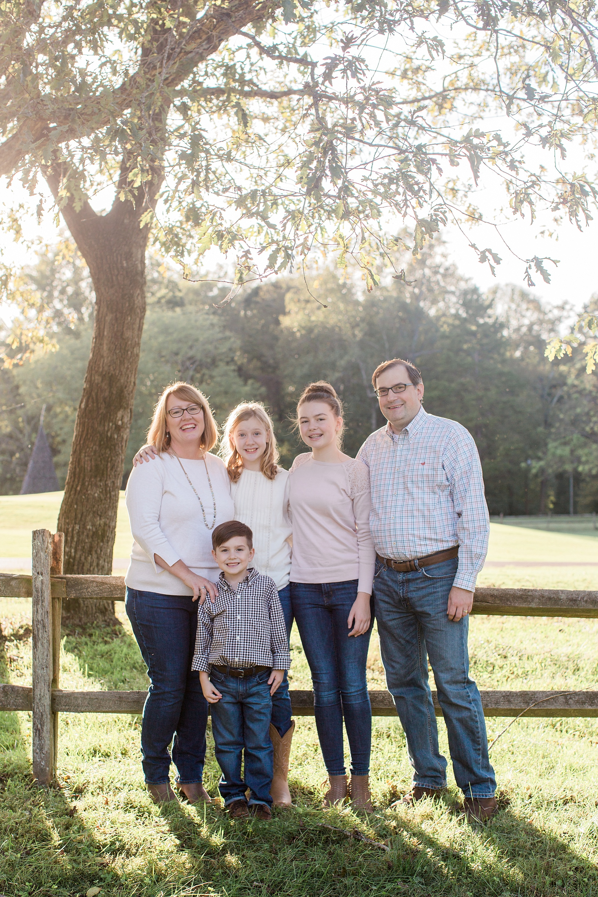 family session tanglewood clemmons nc
