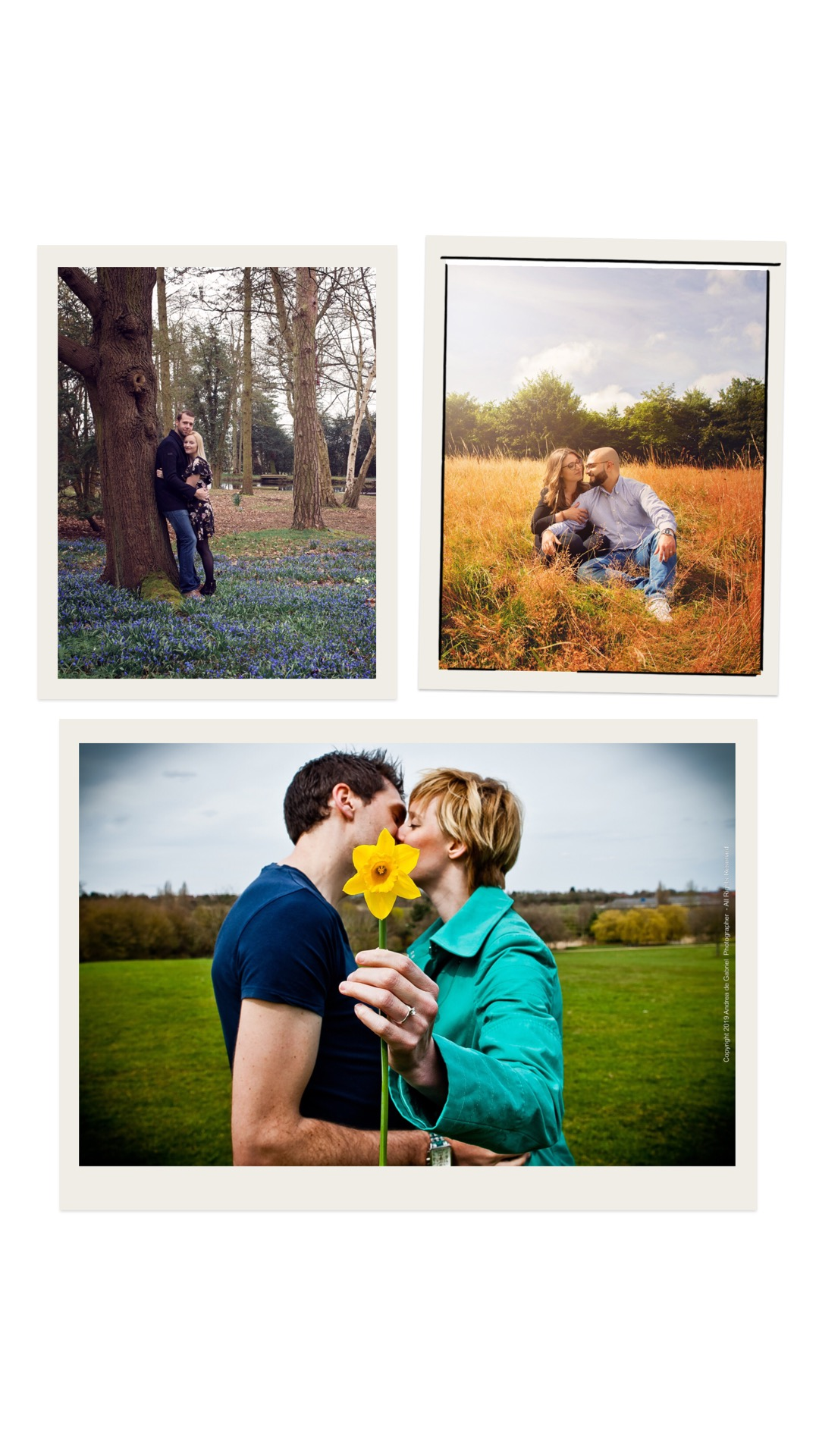 Tell Your Story - Show Your Story… - Whether you have been together for a year or twenty years, a Couple's Portrait Session is perfect to capture special memories.