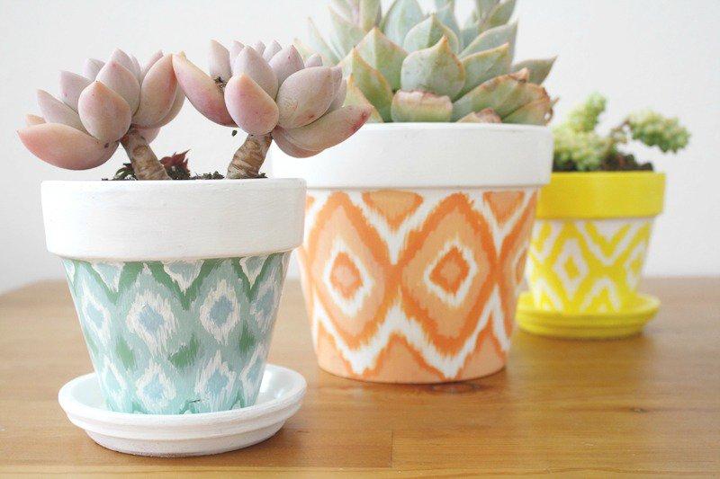 painted pots garden theme.jpg