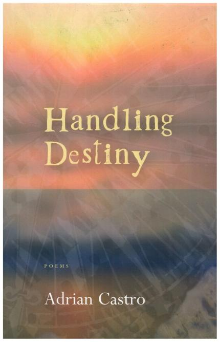 Handling Destiny, 2009; cover art Linda S. Koutsky; photo courtesy of Coffee House Press