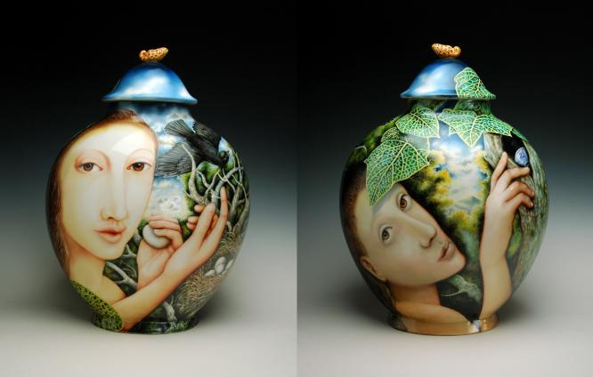 Blue Perfume, 2012; photo credit Kurt Weiser
