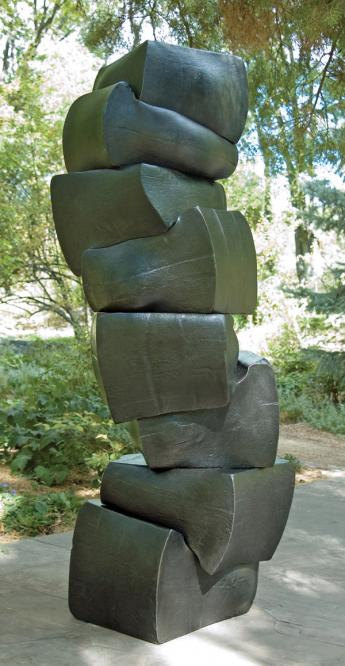 Stack, 2009; photo credit the artist