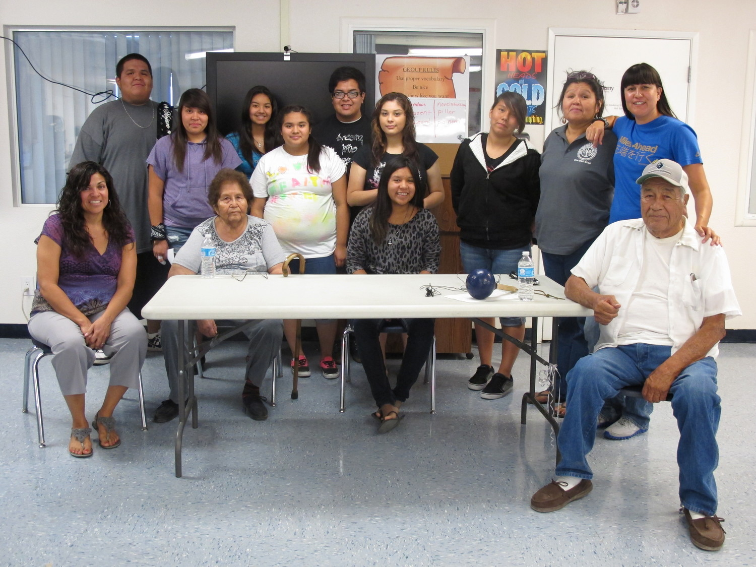 Summer Language Class in Mojave