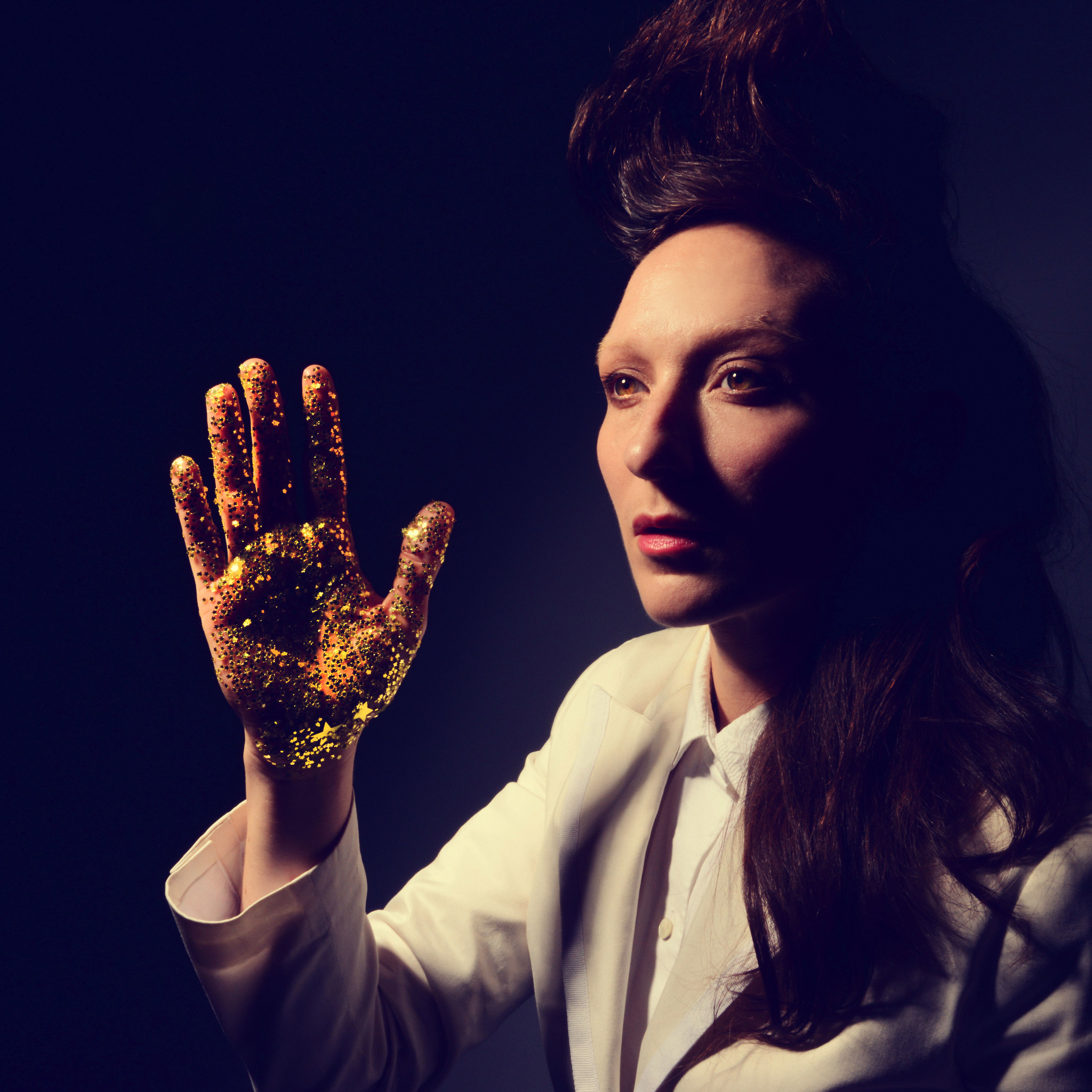 My Brightest Diamond album cover, This Is My Hand