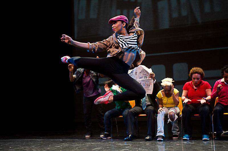Dancer: Mayte Natalio.Photo ©Christopher Duggan.