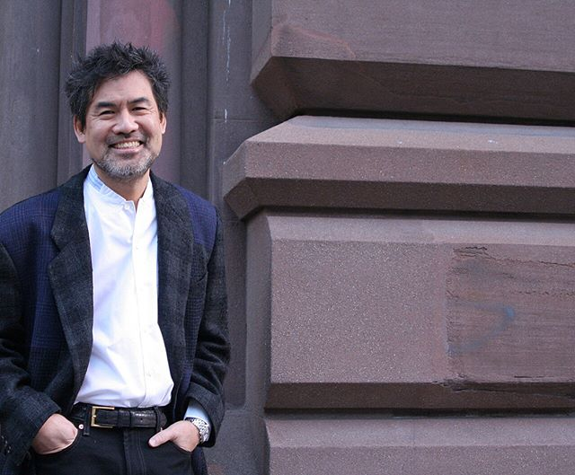 "On this #FlashbackFellow Friday we are featuring David Henry Hwang, 2012 Fellow in Theater & Performance. Playwright David Henry Hwang is best know as the author of the acclaimed """"M. Butterfly"""", which won the Tony, Drama Desk, John Gassner, and Outer Critics Circle Awards (1988) and was nominated as a finalist for the Pulitzer Prize (1989). Although he is known as the premier Asian American dramatist, Hwang has had a varied career, including as the most-produced living opera librettist and the author of a story about the life of the Spanish playwright/poet Federico García Lorca. .  His new play, ""Soft Power"", revolves around a Chinese executive who visits America and finds himself falling in love with a good-hearted US leader, Hillary Clinton, as the power balance between their two countries shift following the recent 2016 election. Overflowing with romance, laughter, and cultural confusions of the golden age of Broadway, """"Soft Power"""" is currently running at the Ahmanson Theatre in Los Angeles through June 10th, then will head to the Curran in San Francisco from June 20th to July 8th. . 📸Photos courtesy of the Center Theater Group. . #USAFellows #UnitedStatesArtists"