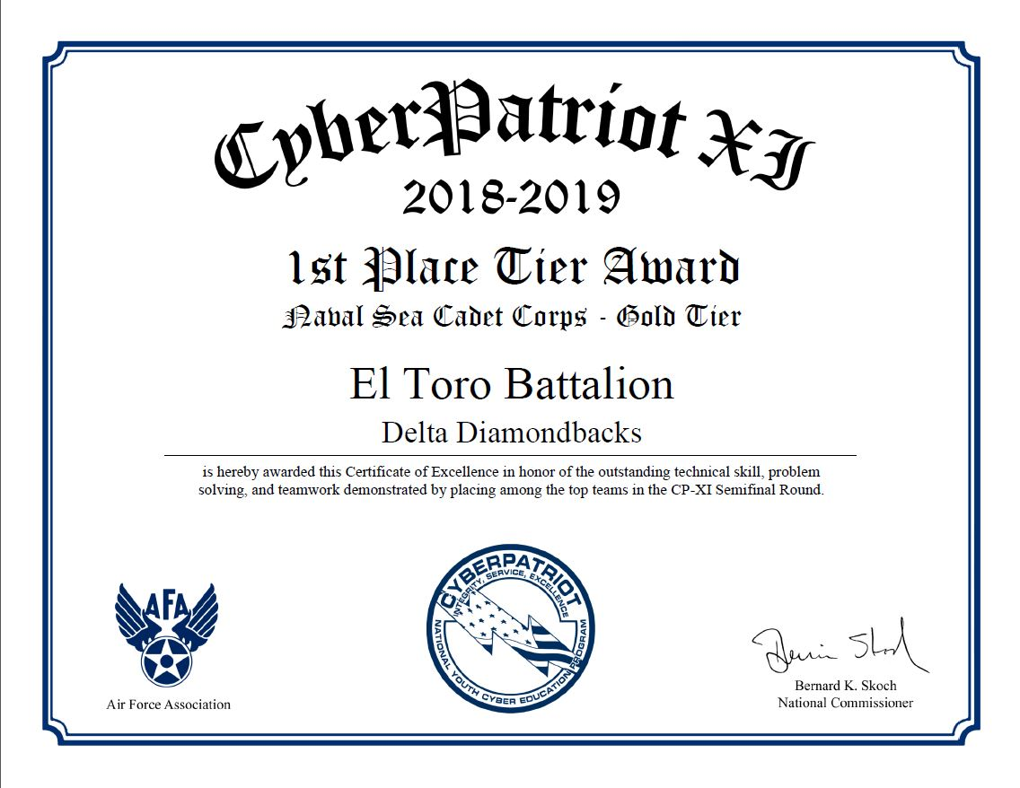 CYBERPATRIOT CERT 2019.JPG