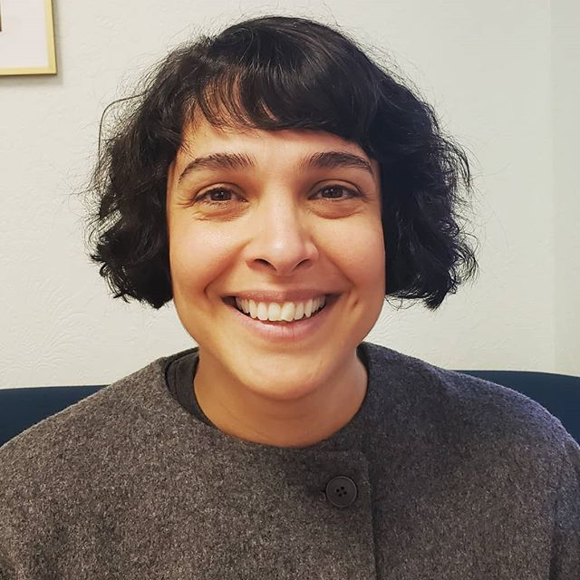 This curly bob by Cynthia @cayardley is making my life right now. Email info@pelobrooklyn.com to book with Cynthia for your curls, cuts and colors! #pelosalon #pelobrooklyn #williamsburg #brooklynhairstylist #pelostylist #curls #bob #hairstylist