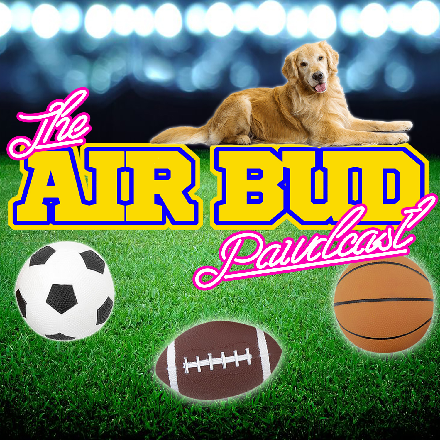 Listen to Leon's Air Bud Pawdcast. Defunct but never forgotten!