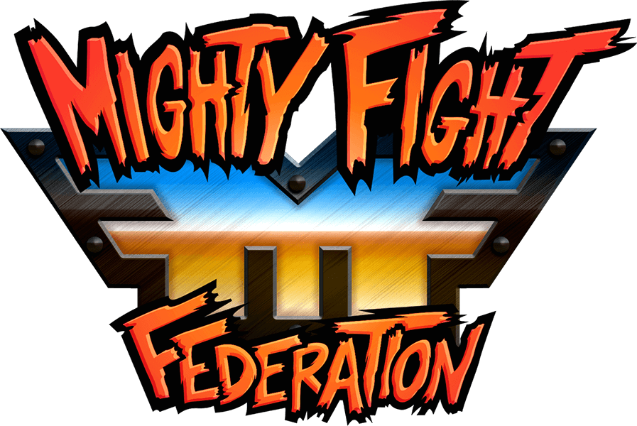 Check out Julian's new game Mighty Fight Federation!