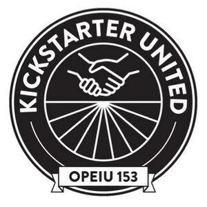 We support Kickstarter Untited! Stay updated on their efforts to unionize Kickstarter on Twitter  @ksr_united