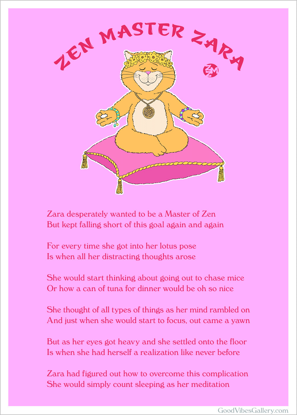 cute-cat-illustration-drawing-kids-room-story-childrens-book-nursery-rhymes-room-art-print-meditation-yoga-reiki-zen-master-zara-funny-humor-poems-by-pete-poemsbypete-goodvibesgallery-good-vibes-gallery