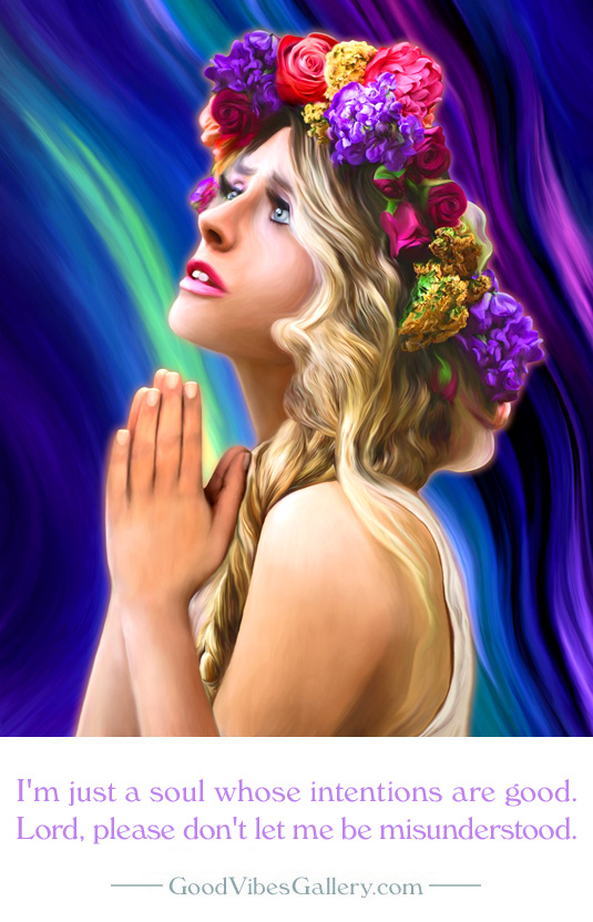 flowercrown-flower-child-praying-prayer-hippie-hippy-bohemian-flowers-lana-del-rey-the-animal-im-just-a-soul-whose-intentions-are-good-please-lord-dont-let-me-be-misunderstood-painting-spirituality-forgiveness-mercy-god-faith-painting-drawing-illustration-digital-oil-acrylic