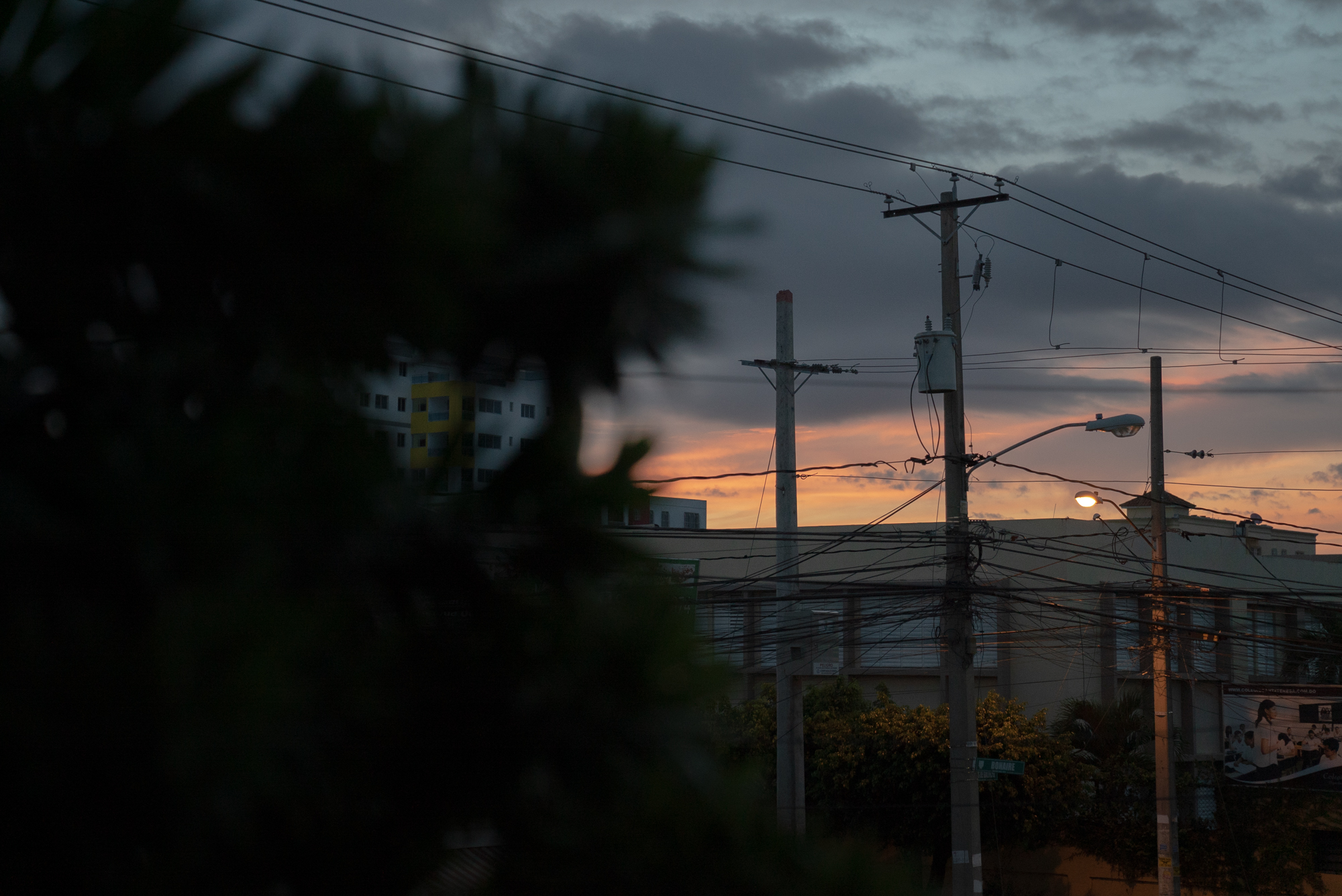 Streetlights // Santo Domingo - A Photojournalism Look Inside the Santo Domingo Global Team