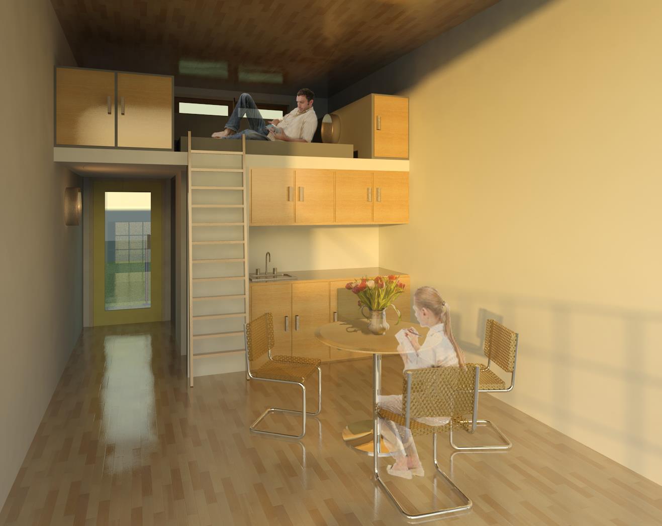 Nano Apartments