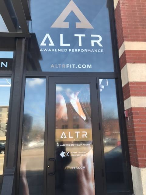 ALTR located on Washington Avenue in Downtown Minneapolis