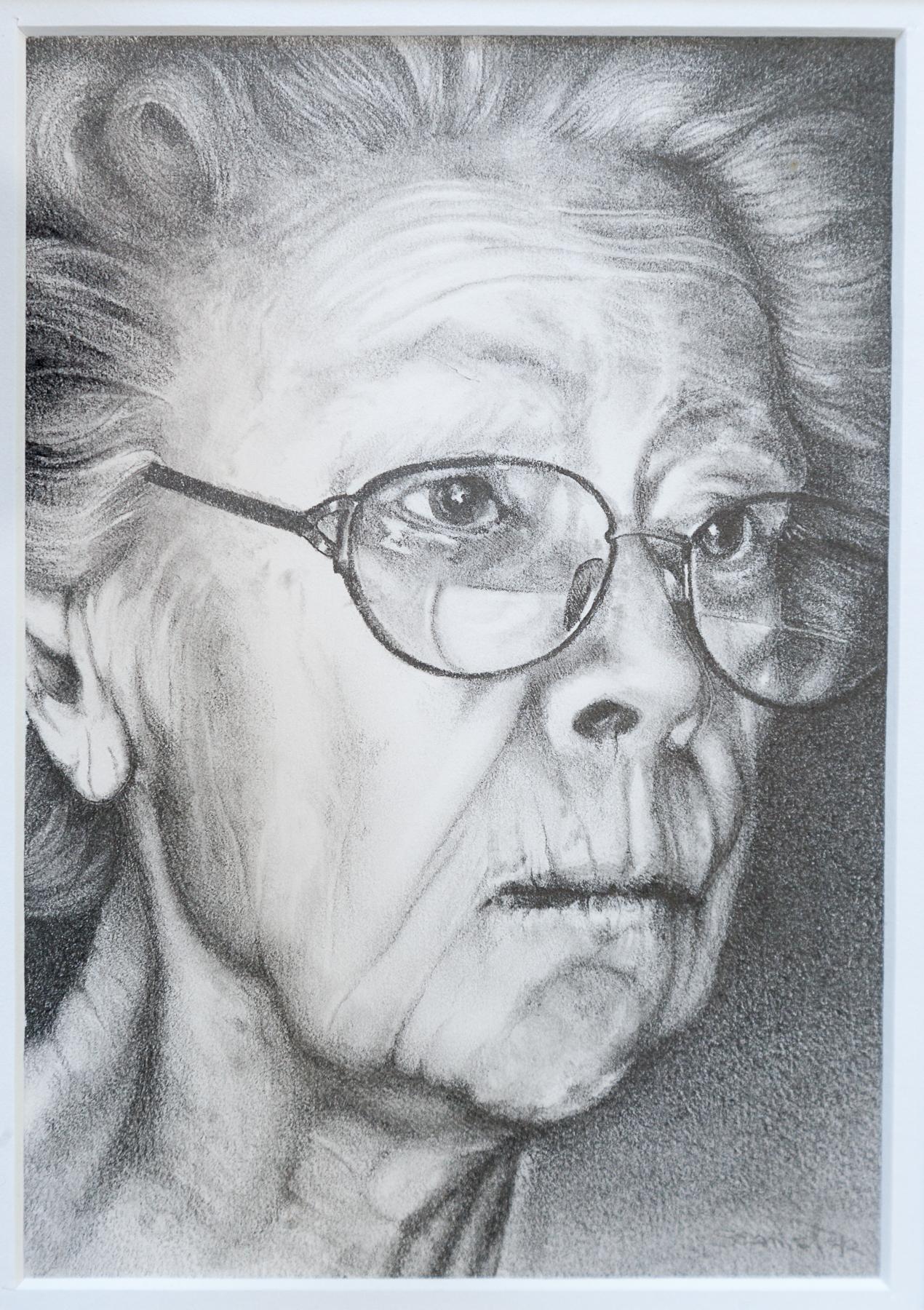 Old Age: Anxiety  Wanda Seamster