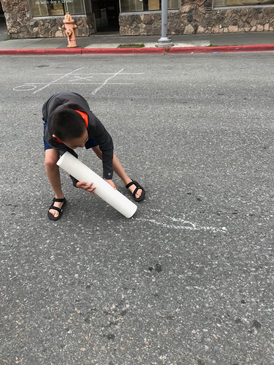 Fresh Chalk Stalk