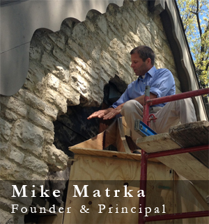 A consummate teacher and guide, Mike has honed his skill as a builder for nearly 35 years. His journey has culminated in an invitation for anyone willing to join him in the joy of the craft. A combination philosopher, carpenter, and purist, Mike is an evangelist for things done well.