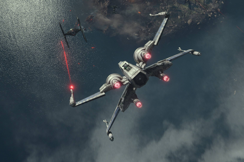 Star Wars: Episode 7 Theatrical Trailer // Oct 2015  Photo Credit:  Lucasfilm