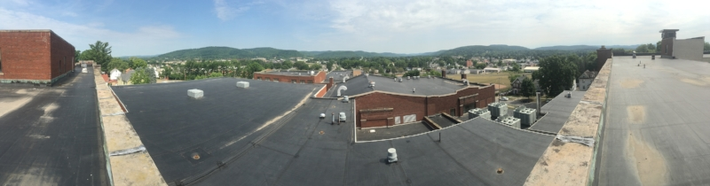 So Many Roofs, So Little Time.