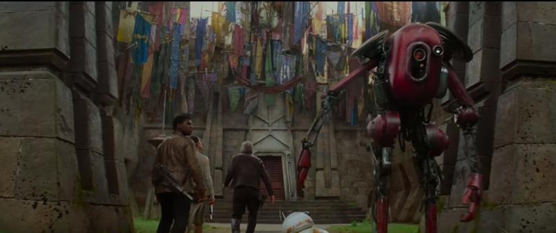 Star Wars: Episode 7 Theatrical Trailer // Oct 2015  Via  Lucasfilm