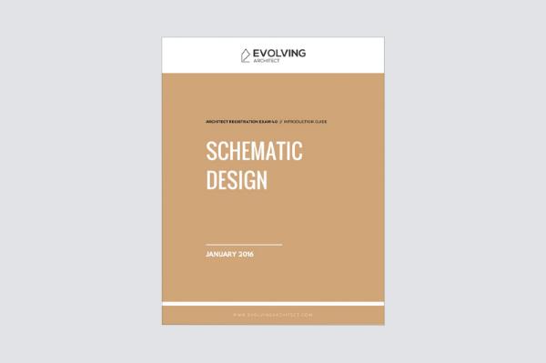 """Evolving Architect // """"Intro to the A.R.E. / Schematic Design"""""""