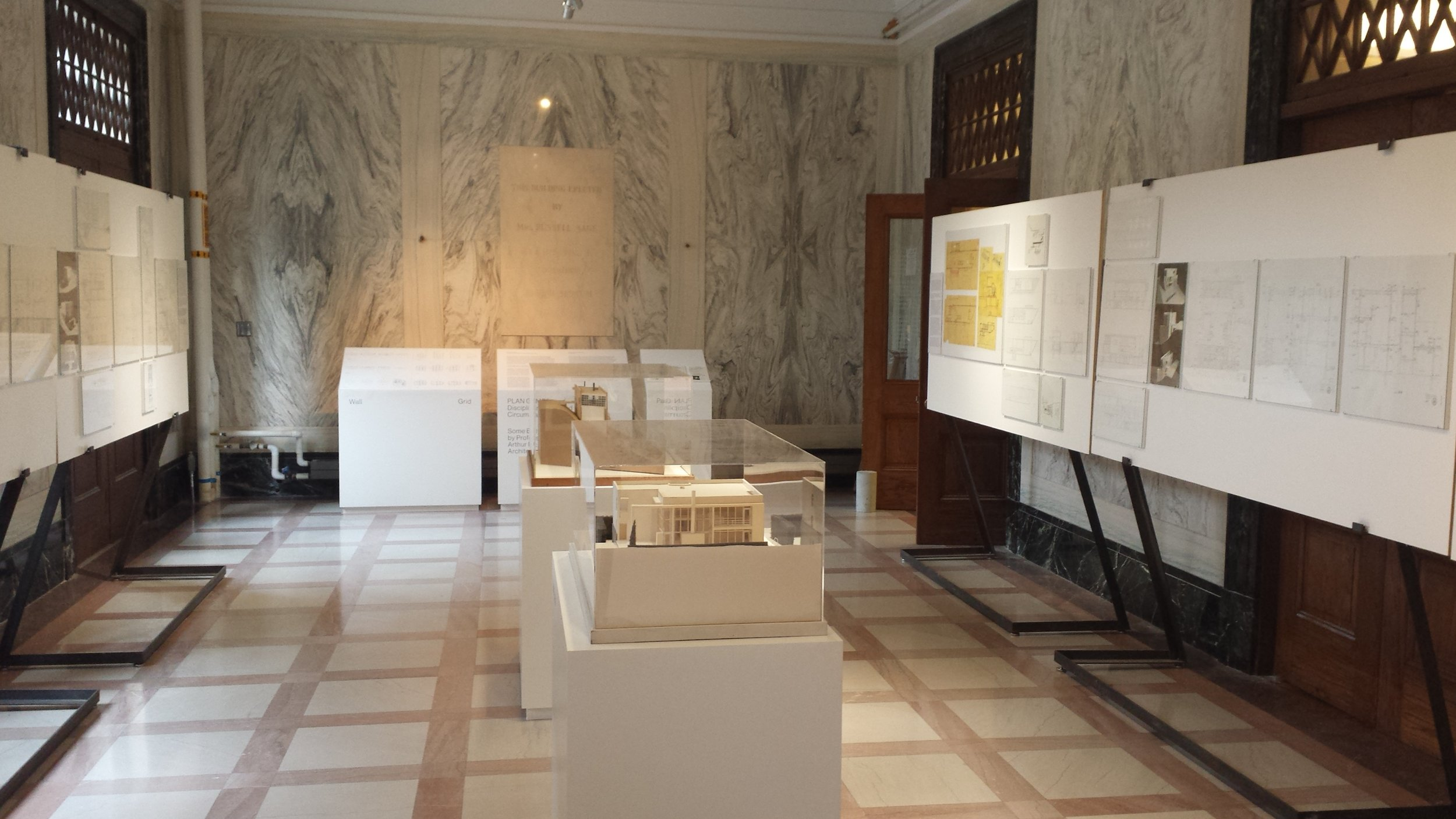 'Plan Games' Exhibition, 2015